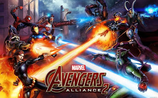 Marvel Avengers Alliance Apk Data Mod Offline