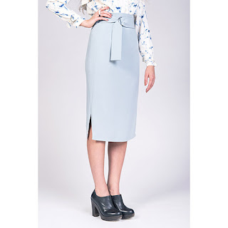 Pulmu High Waisted Pencil Skirt