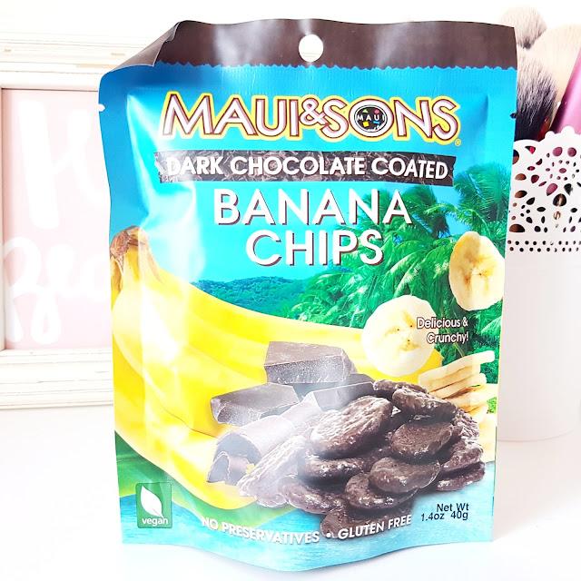 Maui & Sons' Banana Chips