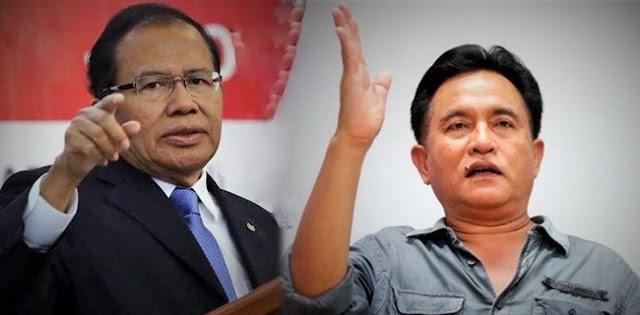 Fahri: Rizal Dan Yusril Lawan Terberat Jokowi