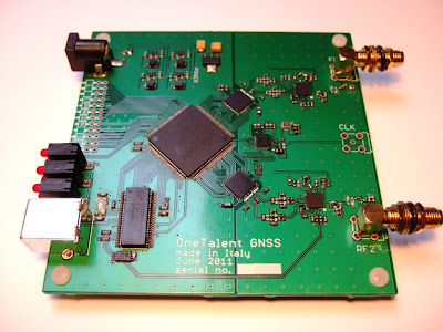 Michele's GNSS blog: Processing Galileo