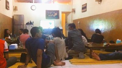 Warung Angkringan Daerah Bekasi