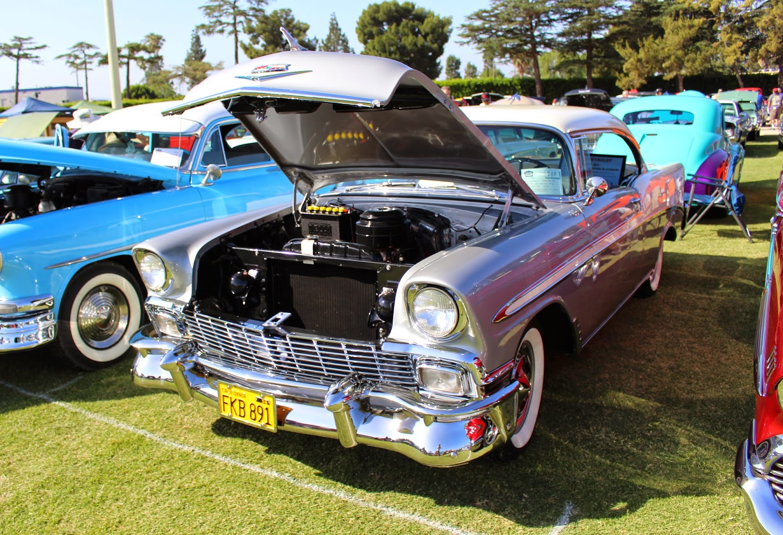 Covering Classic Cars : 33rd Annual Classic Chevys Of