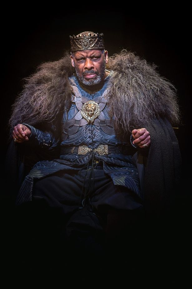King Lear by the Talawa Theatre Company