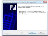 Download Samsung USB Driver v1.5.49.0