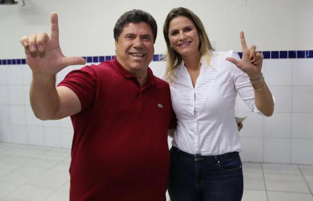 Aprovada licença remunerada para Lula Cabral, preso por fraude