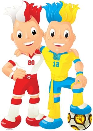 UEFA Euro Mascot