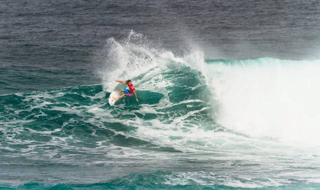 69 Vans World Cup of Sufing 2014 Jordy Smith Foto ASP