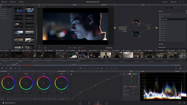 DaVinci Resolve Studio 15