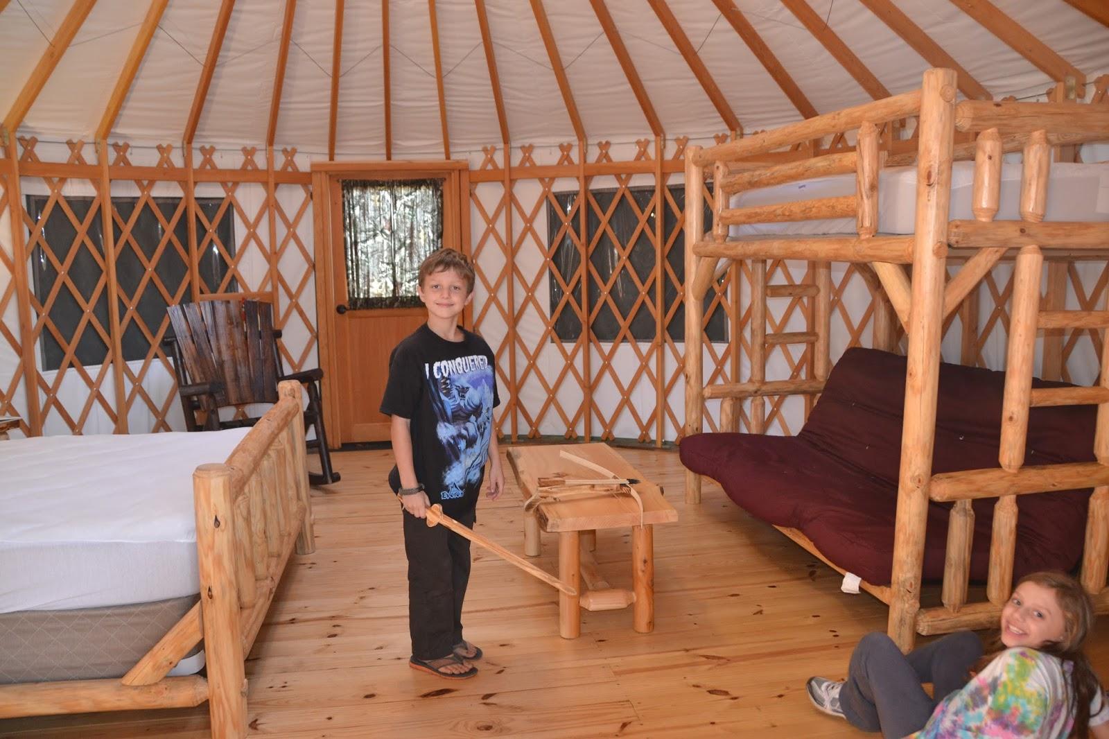 Making Memories In Georgia Camping At Stone Mountain In