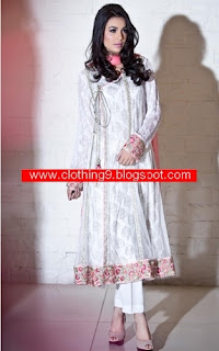 Mariab Embroidered Dresses