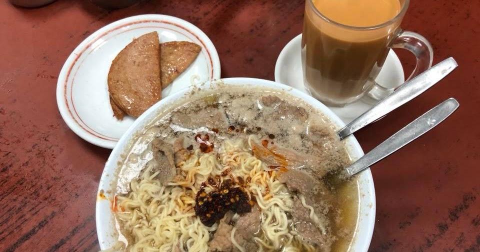 林公子生活遊記: 深水埗 豬潤麵?維記咖啡粉麵 可圈可點的地道風味