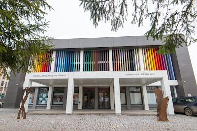Kónya Ádám Művelődési Ház, Művész Mozi by Cityplex, Sepsiszentgyörgy