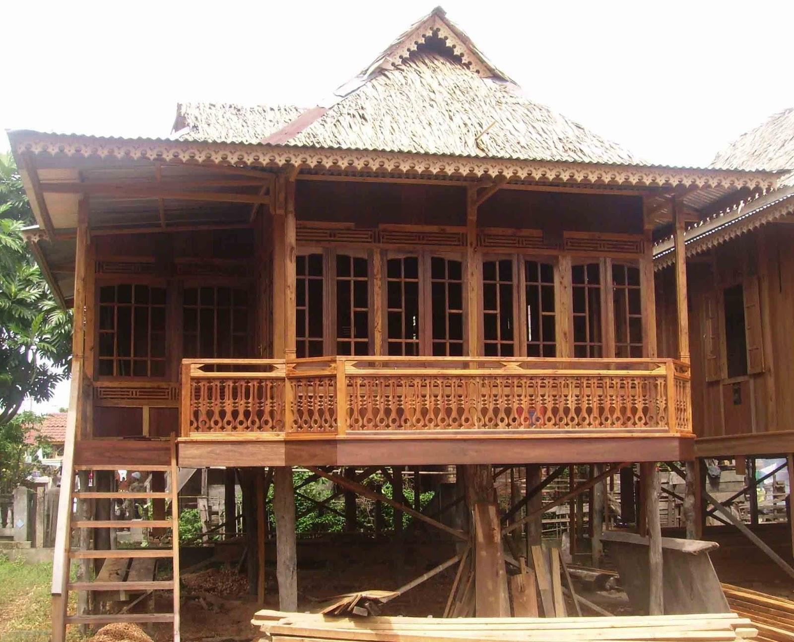 Jual Rumah kayu Di Jawa Timur Disain Fleksibel