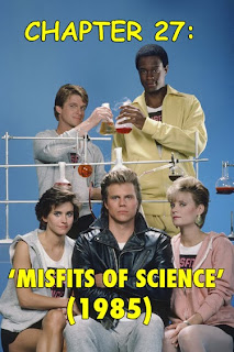 Misfits of Science Superhero films television show