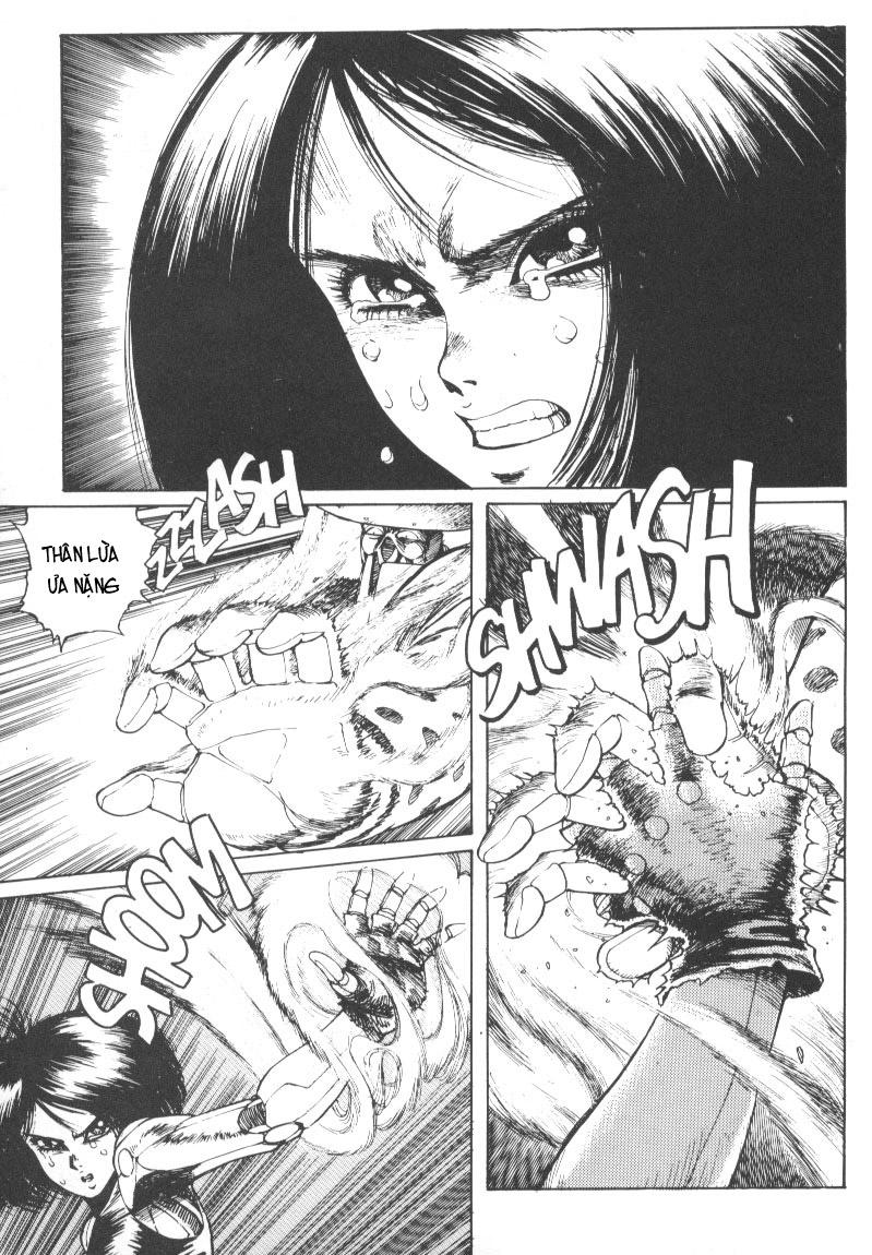Battle Angel Alita chapter 10 trang 50