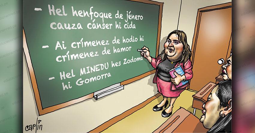 Carlincaturas Lunes 19 Agosto 2019 - La República
