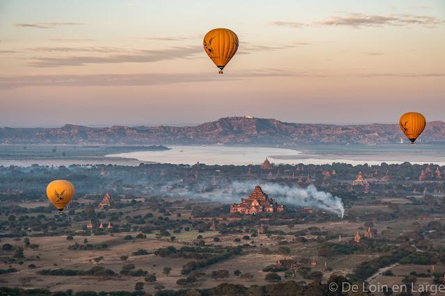 Bagan - Myanmar - Birmanie