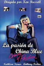 La pasión de China Blue (1984) [Vose]