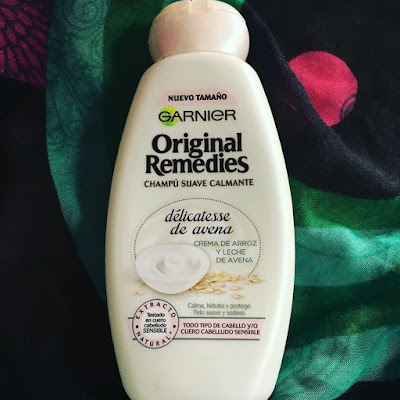 original remedies, avena, garnier,
