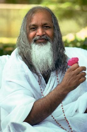 A biography of maharishi mahesh yogi the founder and leader of the transcendental meditation