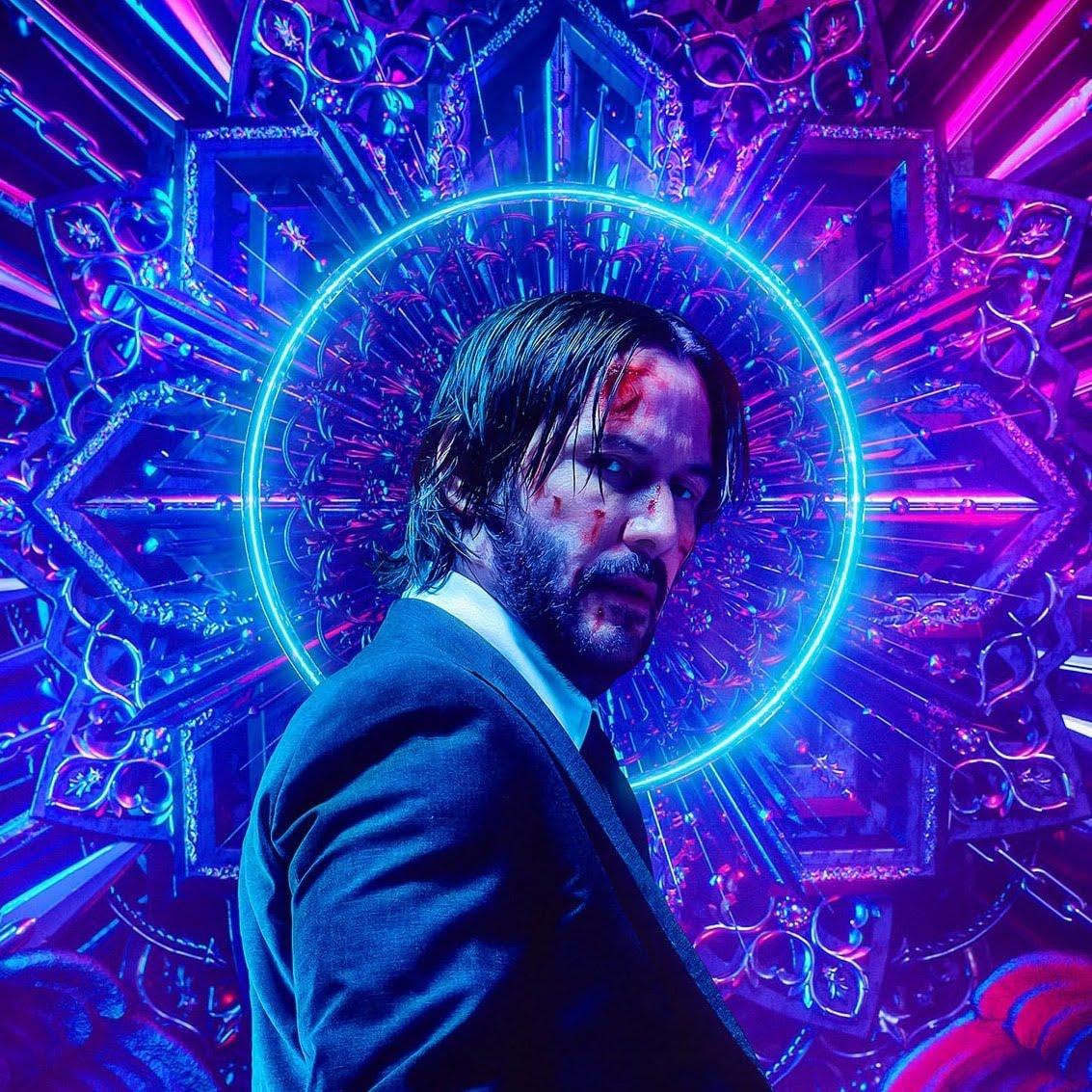 John Wick : キアヌ・リーブス主演の過激アクション映画のクライマックス「ジョン・ウィック 3 : パラベラム」が、ユニークなアート・ポスターをリリース ! !