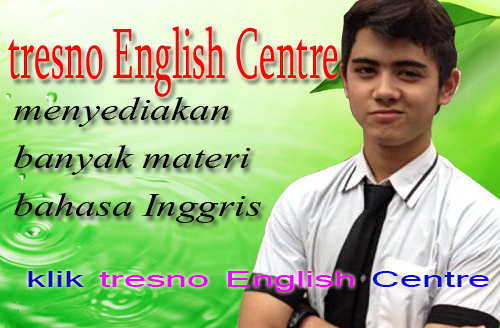 Tresno English Centre Cerita Liburan Ahir Semester Menggunakan