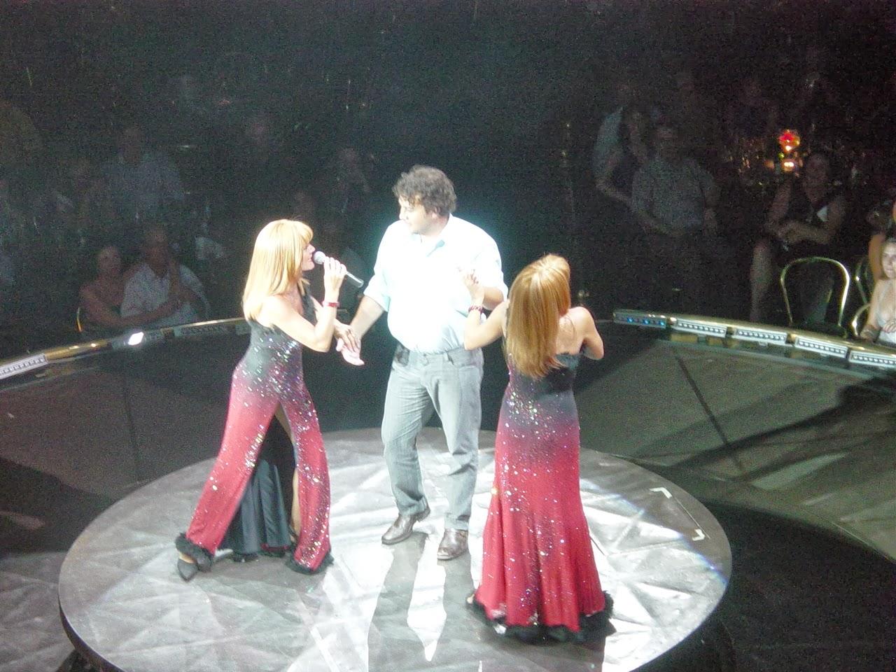 Señor Tango, Buenos Aires