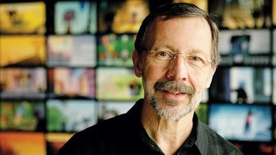 Catmull presidente da Pixar e Disney