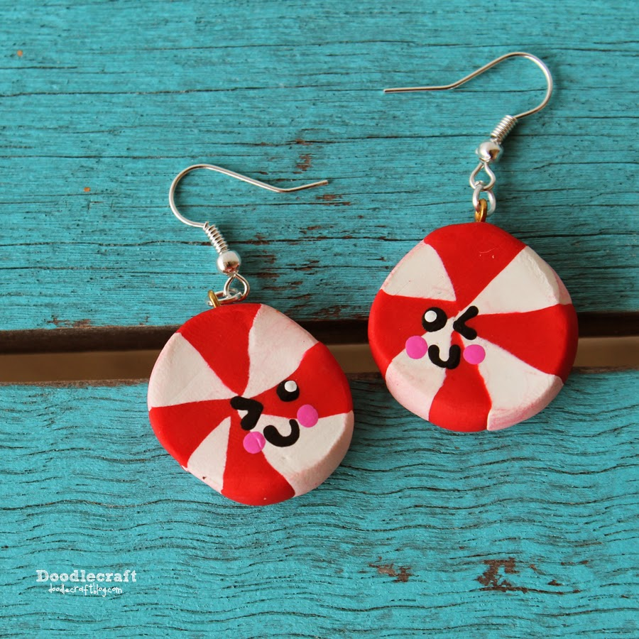 http://www.doodlecraftblog.com/2014/12/peppermint-candy-kawaii-earrings.html