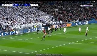 شاهد هدف حكيم زيياش - Hakim Ziyech فى ريال مدريد