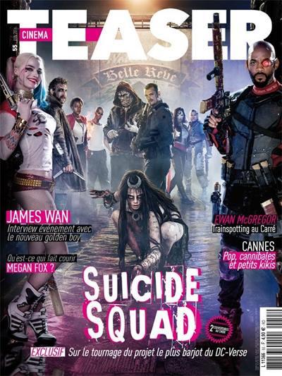 Suicide Squad 2016 DVDRip