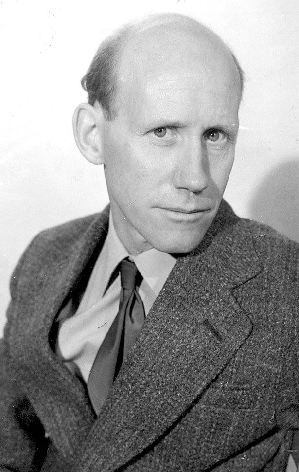 Professor Henry Bedson