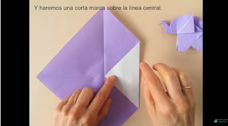 How To Do Origami Step By Step Flower