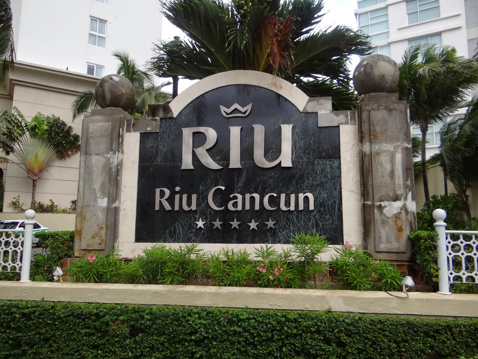 All Inclusive Vacation Riu Cancún