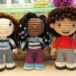 http://www.ravelry.com/patterPatrones gratis muñecas amigurumi | Free amigurumi patterns dollsns/library/nickyblade-doll-pattern