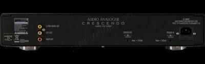 Audio Analogue Crescendo CD Player Audio-analogue-crescendo-lettore-cd3