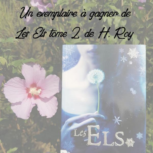 [Concours] Les Els tome 2 de H Roy - jusqu'au 5 aout 2018 minuit