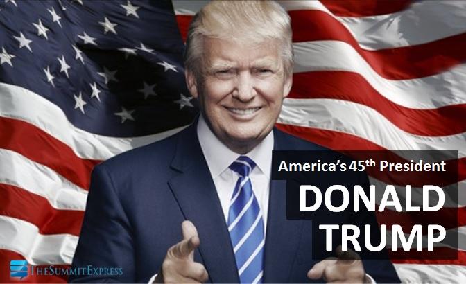 Donald Trump wins 2016 US elections
