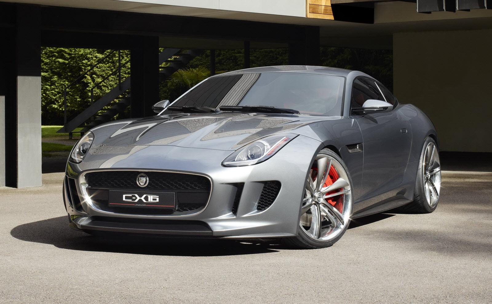 The Jaguar C-X16 Concept, A Bold Statement Of Jaguar's