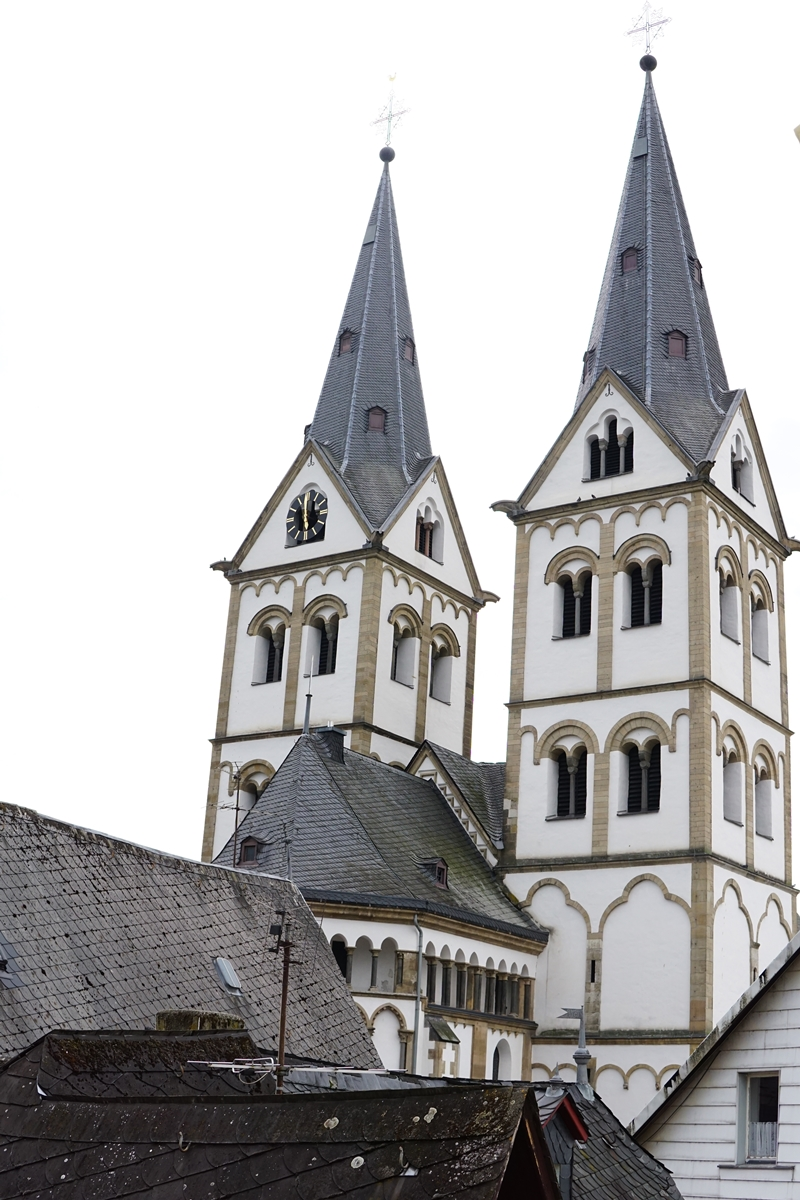 bobbard, church