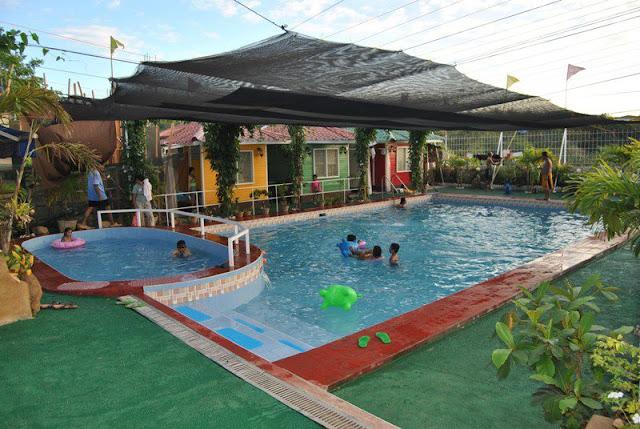 Travel tropa team building at the rosalinda resort in - Private swimming pool near metro manila ...