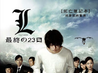 Download Film  Death Note Movie 3 : L Change The World Subtitle Indonesia