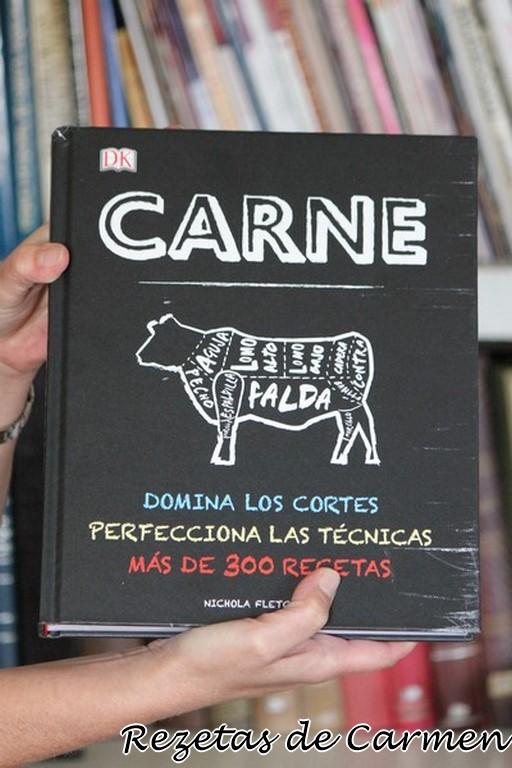 Domina la carne: cortes, tecnicas y recetas, con  Nichola Fletcher
