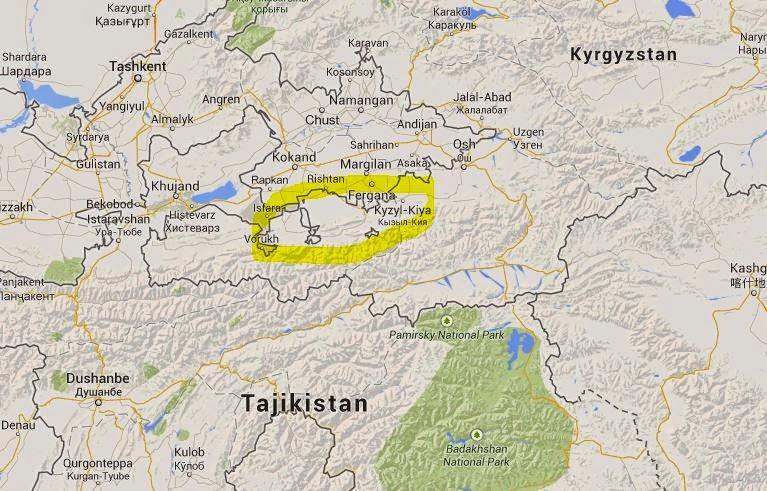 Fortsatta strider i tadzjikistan