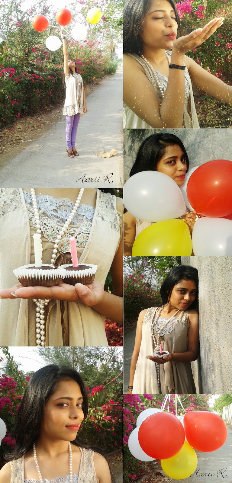 Poise Passion: DIY 7 Ideas For Birthday Photo Shoot