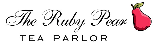 The Ruby Pear