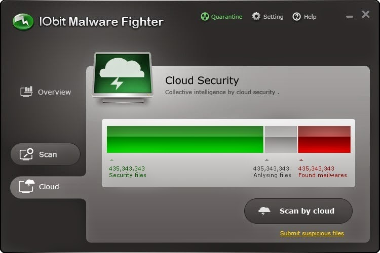 Download IObit Free Malware Fighter