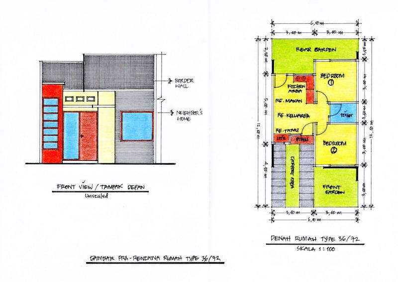Desain Rumah Minimalis Dana 30 Juta - Dunia Gorden