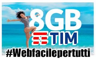 Per tutti i Clienti TIM 8 Giga GB di Internet Gratis  - Ecco come attivare la promozione